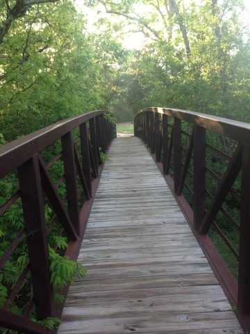 Woodcreek Park Bridge